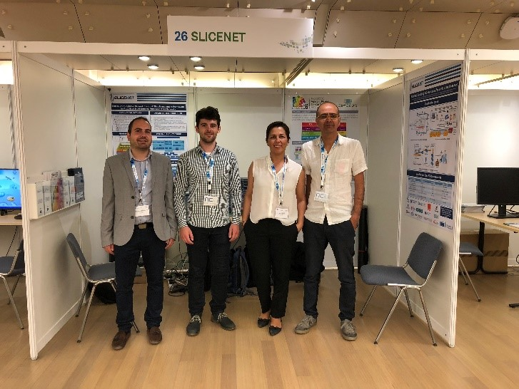 SliceNet at EuCNC2018