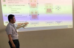 Qi Wang (UWS) - EuCNC 2019